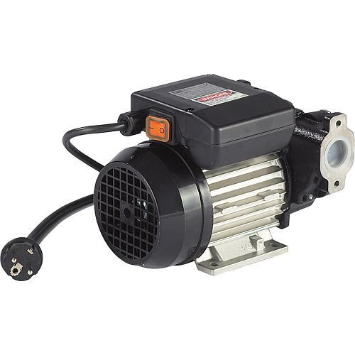 Umfüllpumpe Panther für Heizöl und Diesel 72l//min 230V 500W Saugvermögen bis 3 m