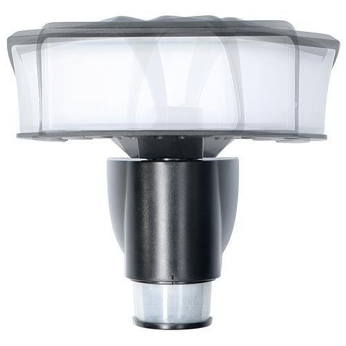LED spotlight with motion tracking Anwendung 1