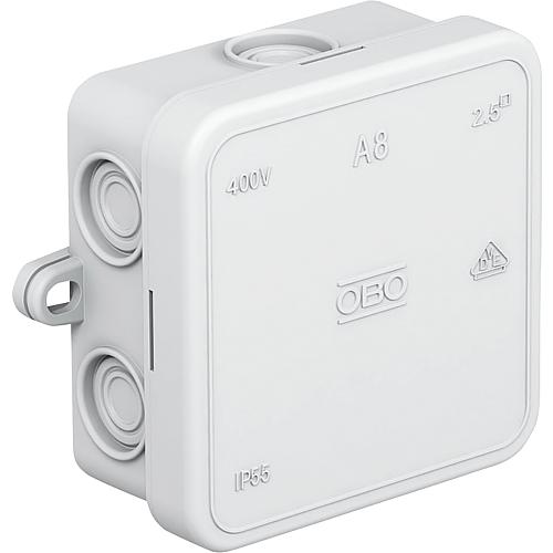 A-series OBO junction boxes Standard 2
