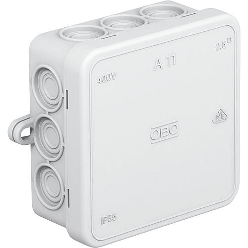 A-series OBO junction boxes Standard 3