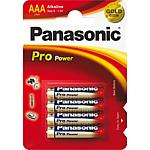 Alkali Batterien Panasonic PRO Power