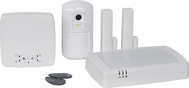 tbs funk alarmanlage set mit kamera hs912s. Black Bedroom Furniture Sets. Home Design Ideas