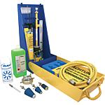 Gas pipe testing device PG Superkompakt and accessories