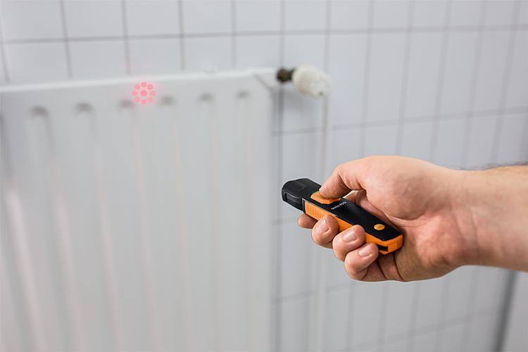 tbs infrarot thermometer testo 805i. Black Bedroom Furniture Sets. Home Design Ideas