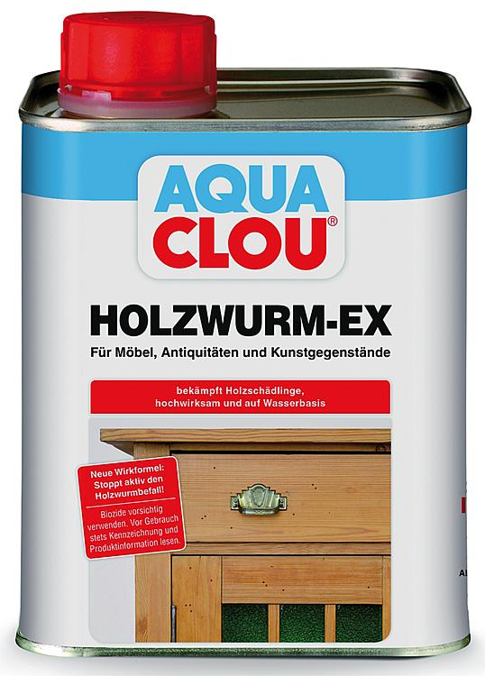 tbs holzwurm ex aqua clou wasserbasis 750ml. Black Bedroom Furniture Sets. Home Design Ideas