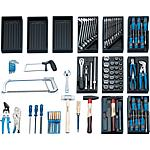 Universal tool range model S 1400 GM, 100-piece