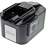 Replacement battery suitable for Atlas Copco/Milwaukee