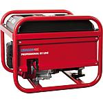 Endress ESE 406 HS-GT Professional generator, kVA/KW max.: 5.1/4.6