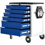 Workshop trolley WWTR6 with PVC support