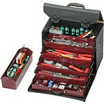 Tool box 44 with drawer bag (410 x 220 x 310 mm)
