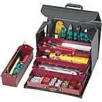 Tool box 43 with drawer bag (410 x 190 x 280 mm)