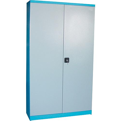 Tool cabinet 2-door with 4 shelves Standard 1