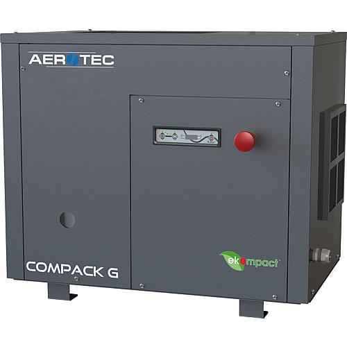 tbs schraubenkompressor aerotec compack 4 10 bar 400 v 460 l m. Black Bedroom Furniture Sets. Home Design Ideas