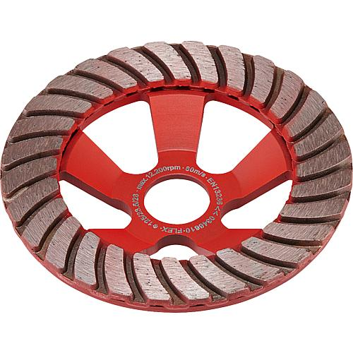 Diamond sanding disc for wall and ceiling sander (80 078 65) Standard 1