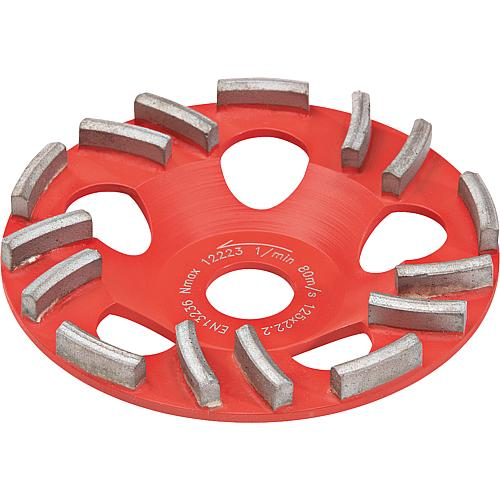 Diamond sanding disc for concrete sander (80 863 52) Standard 1