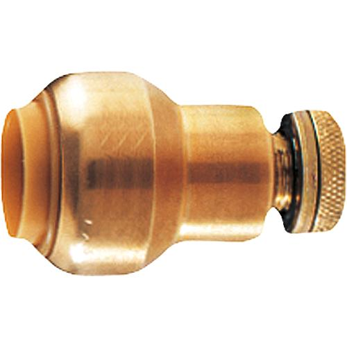 Push-in cap fitting Standard 1