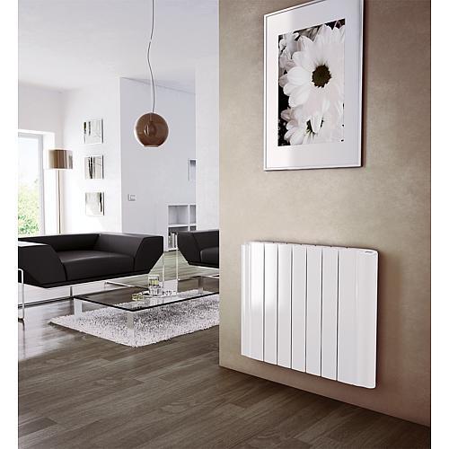 tbs aluminium heizk rper blumone gdsm elektrisch digitale steuerung. Black Bedroom Furniture Sets. Home Design Ideas