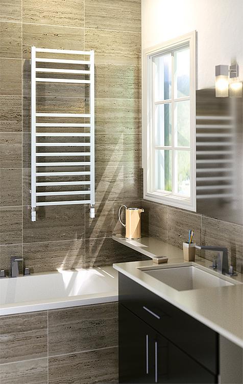 tbs design heizk rper quadro chrom elektrisch ohne. Black Bedroom Furniture Sets. Home Design Ideas
