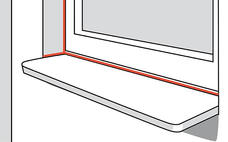 tbs acryl 160 wei plastoelastische fugendichtmasse 310ml. Black Bedroom Furniture Sets. Home Design Ideas