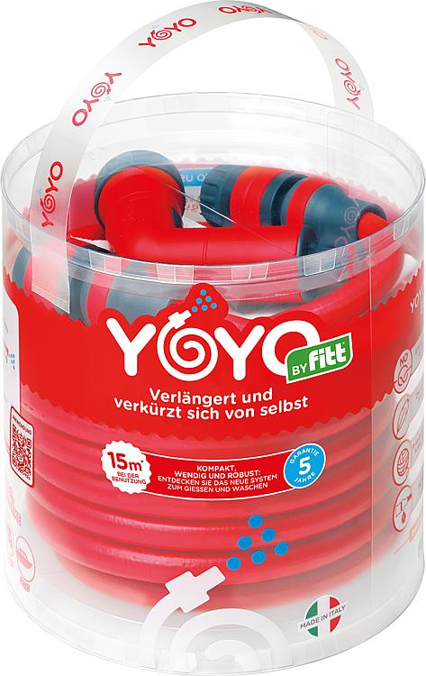kit tuyau d arrosage yoyo flexible. Black Bedroom Furniture Sets. Home Design Ideas
