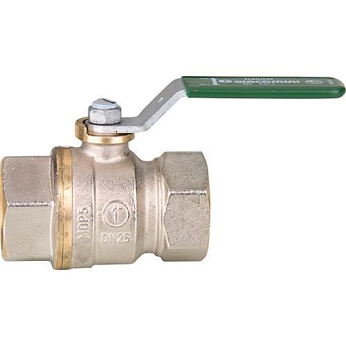 Kugelhahn mit Hebelgriff 1 1//4/'/' IG x IG für Heizung und Trinkwasser