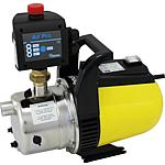 Injector pumps - automatic domestic water system with electronic pressure switch and dry-running safety mechanism