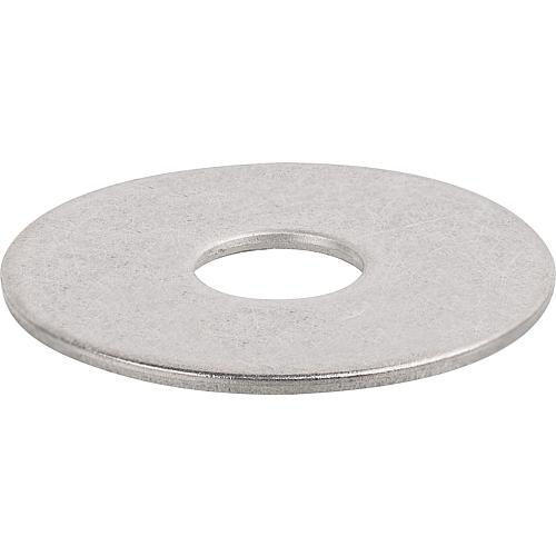 Bodywork washers, stainless steel A2 Standard 1