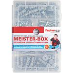 Meister-Box GK dowel screw and hook range