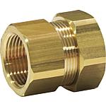 QuickFix-Pro corrugate pipe screw connection (push fitting), IT x flex pipe