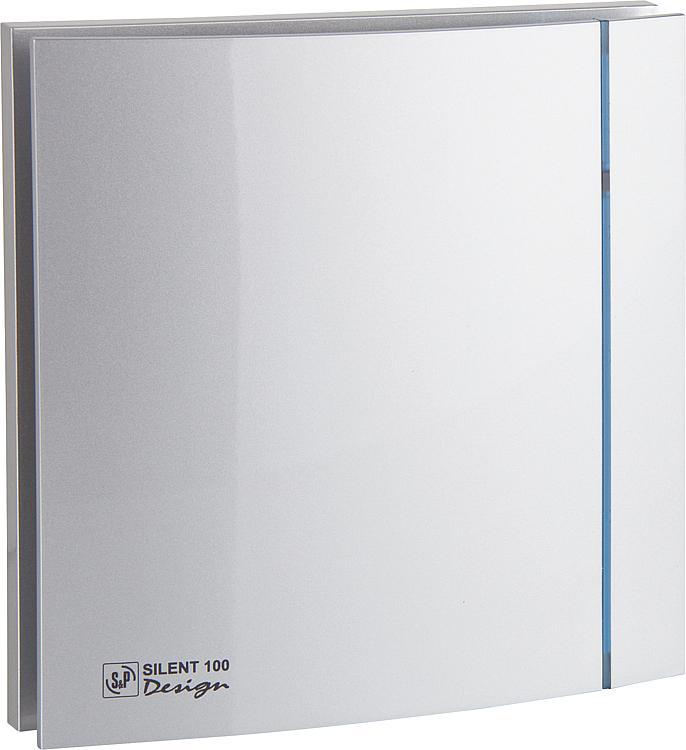 Tbs kleinraumventilator silent 100 design v 80 m h for Decor 100 silent
