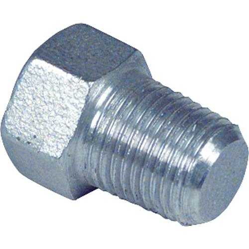 Stainless steel threaded fitting hex plug (ET) Standard 1